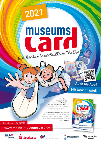 MuseumsCard 2020 Flyer